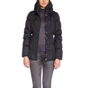 Vero Moda Sweep Jacket TR Black Puffer Coat